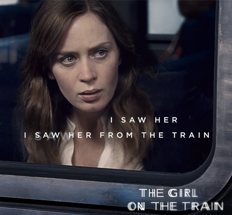 Girl On The Train Book And Movie Review