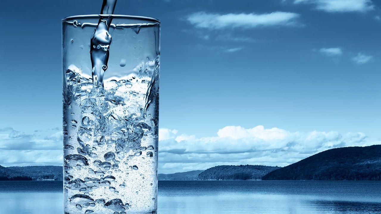 Glass Of Water Hd Wallpaper Redracc
